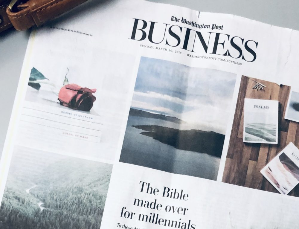 Public Haus Secures Washington Post Front Page Feature for Alabaster [PR for Startups]