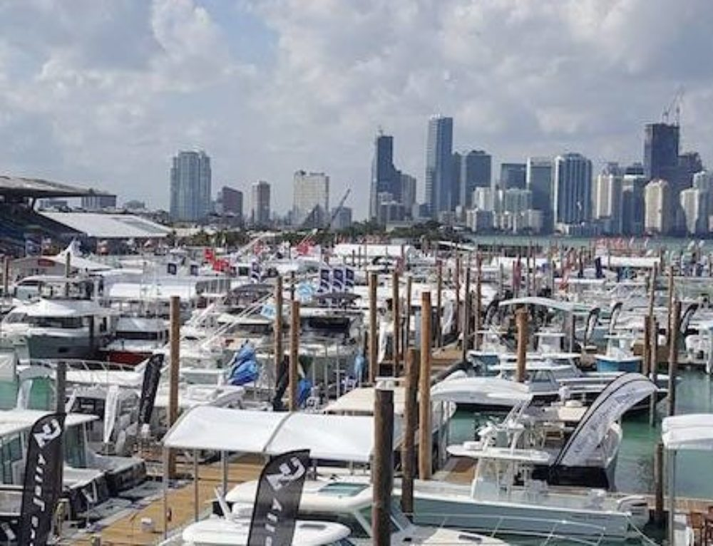 Public Haus Hosts Media Event at Miami International Boat Show