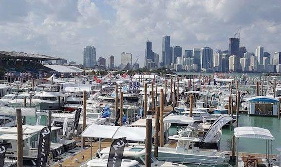 , Public Haus Hosts Media Event at Miami International Boat Show