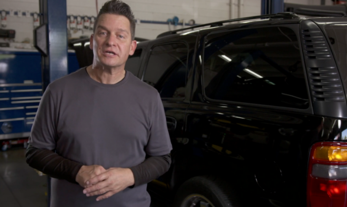 automotive video content, Branded Content Shoot: ASE Mechanic and Shop Owner Offers Tips on Avoiding Expensive Car Repairs for Chevron